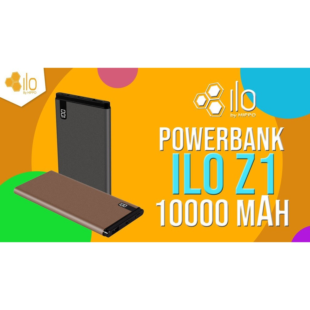 Hippo Powerbank Kei 10000 Mah Sp Shopee Indonesia Power Bank Hays 6000 Simple Pack Grey