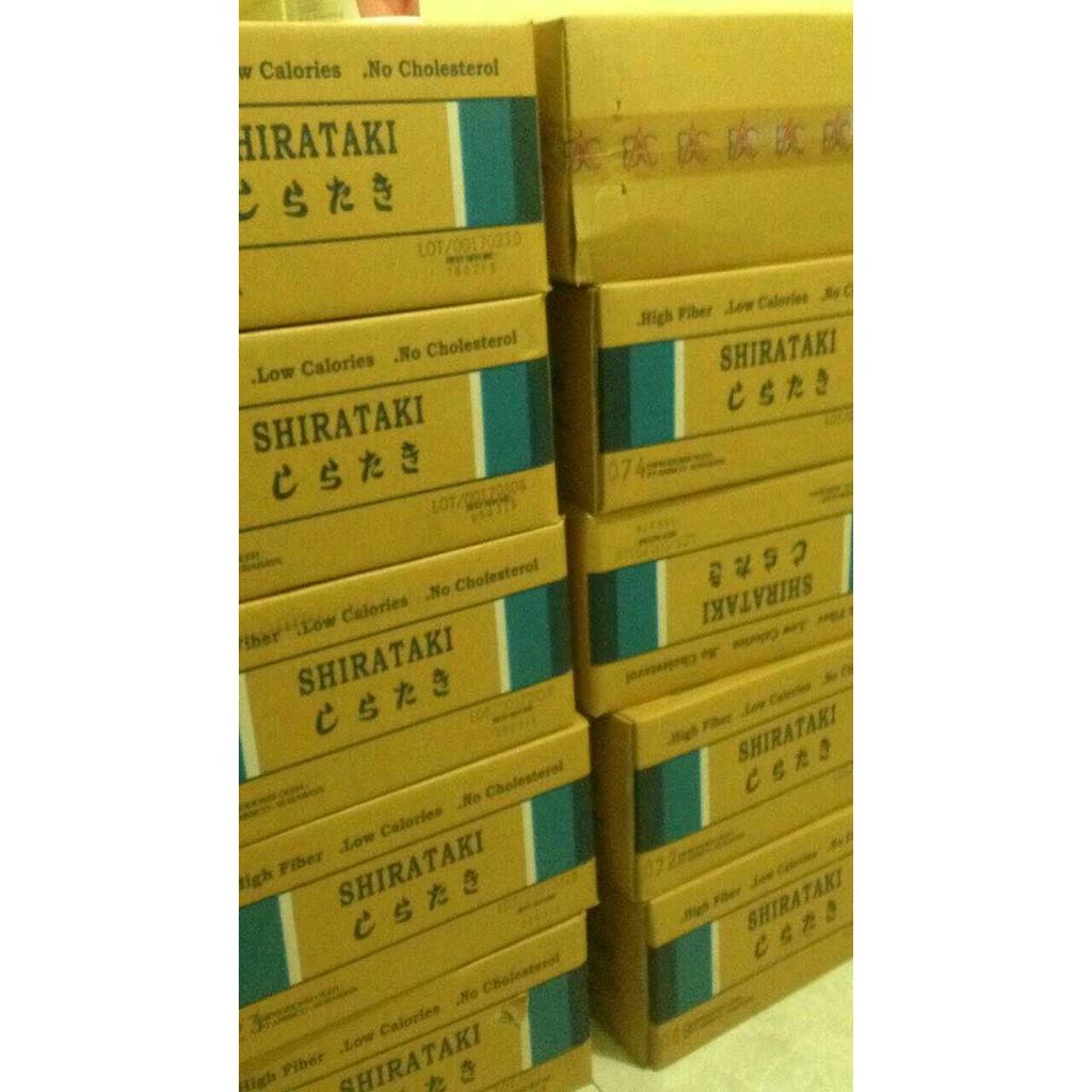 Shirataki Biru Khusus Gojek Only Jakarta 1dus Isi 25bks Shopee Mie Wet Blue Noodle 200g Indonesia