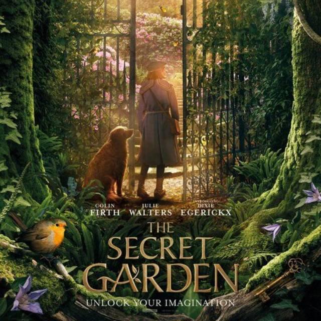 Dvd The Secret Garden Shopee Indonesia