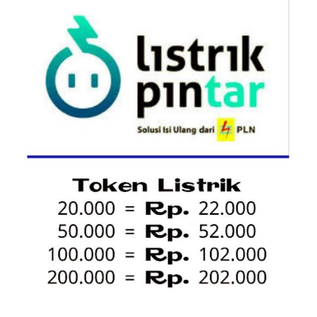 Smartpay Pln Token Listrik Prabayar Rp 20000. Source · voucher listrik -