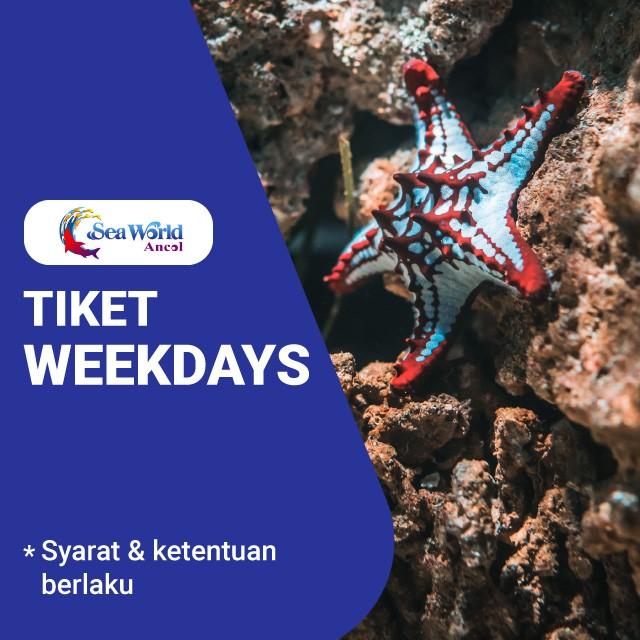 Seaworld Weekday Ticket