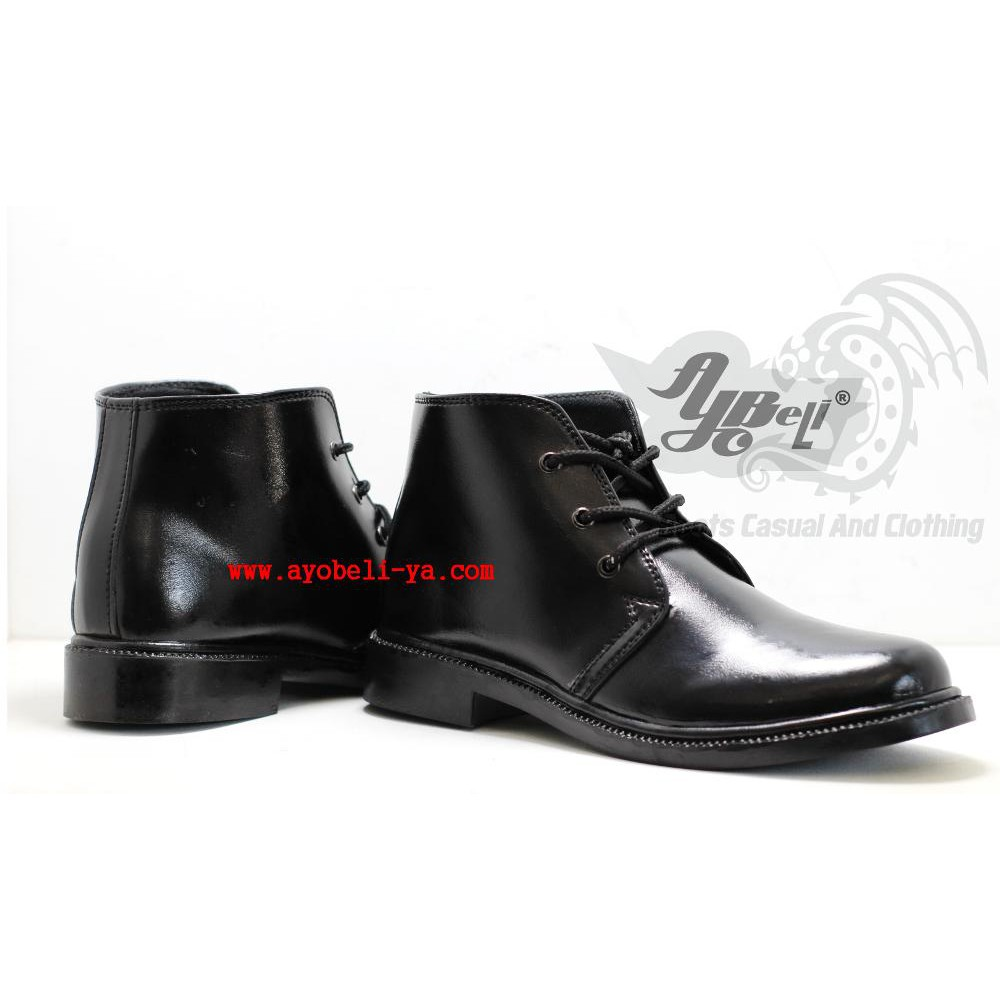 e0f0d957f7da4 Sepatu PDH Security - PAskibra - Satpam - TNI AD Type A-T3-G