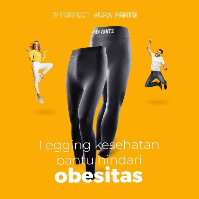 Legging Kesehatan K Perfect Aura Pants Shopee Indonesia