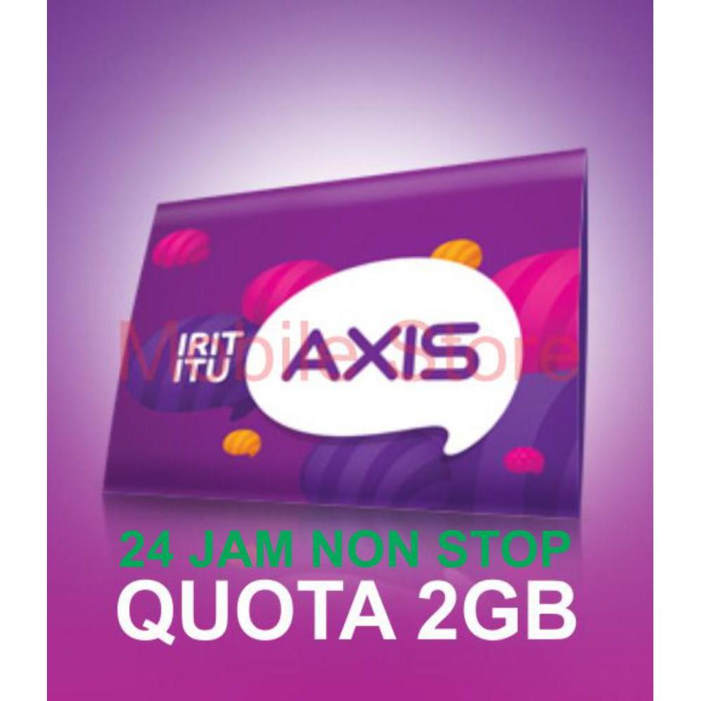 Kartu Tri Aon 2gb 1gb Shopee Indonesia Paket Dan Extra