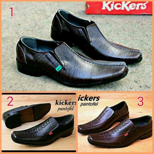 Sepatu casual pria Kickers  64566bc876