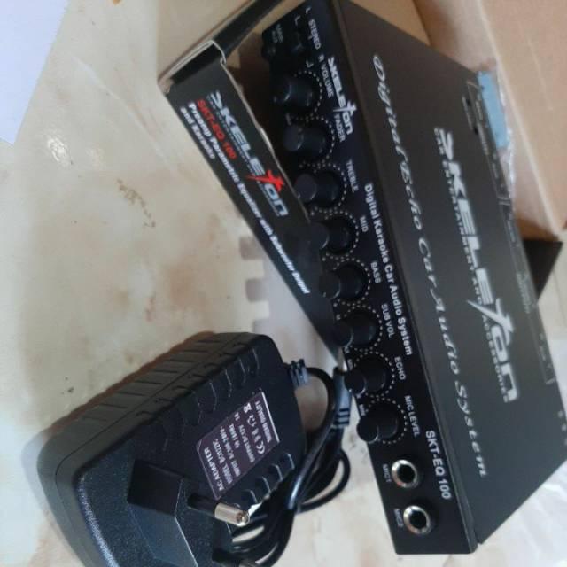 Parametri + adaptor 12 volt