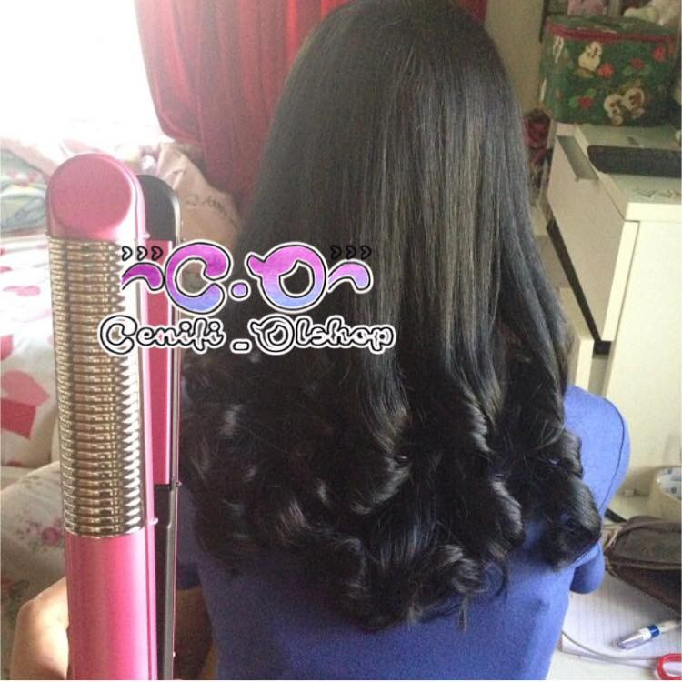 [HOT]Wigo W-810 2 in 1 Catok Keriting dan Pelurus Rambut | Shopee Indonesia