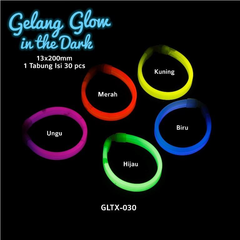 Glow Stick/Light stick/Gelang Stick/Gelang Fosfor Buat Pesta/Konser   Shopee Indonesia