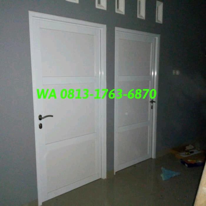 pintu panel acp aluminium.