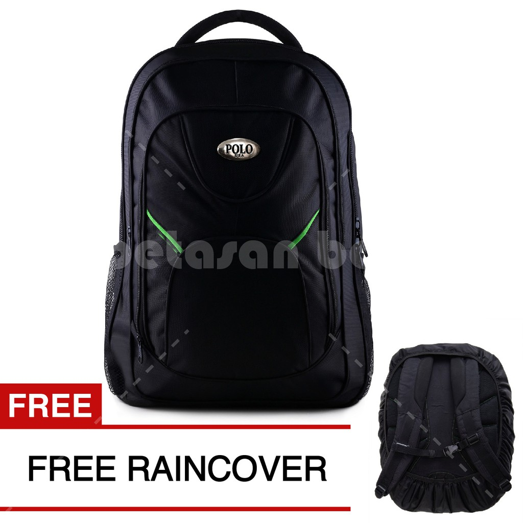 Bodypack Prodigers Navigate Green Shopee Indonesia Seattle Laptop Backpack Brown Tas