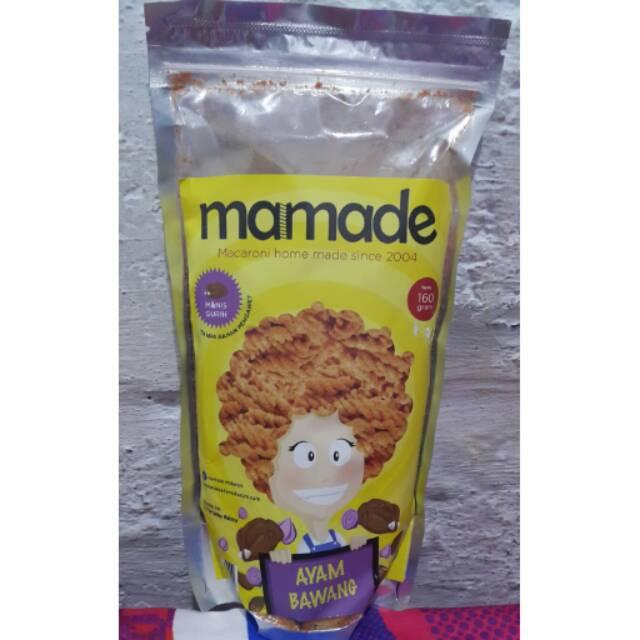 Makaroni Mamade Rasa Hot Bulgogi   Shopee Indonesia -. Source · Cemilan - 160gr -
