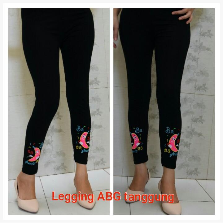 Celana Legging Anak Abg Tanggung Legging Spandek Legging Remaja Shopee Indonesia
