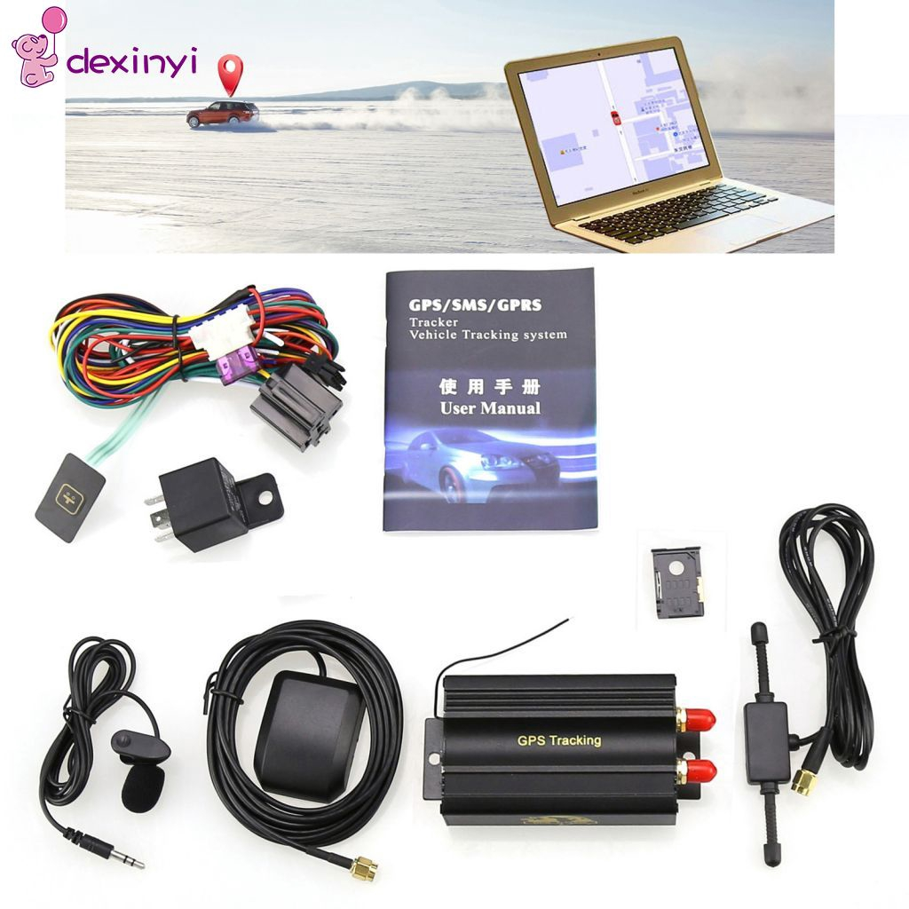 MA1014 Peralatan: Alat Pelacak Profesional Sistem GPRS/GSM GPS Real Time Multi Alarm | Shopee Indonesia