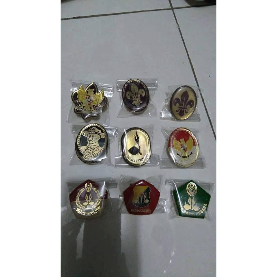 Kacu Hasduk Dasi Pramuka 140 Cm Shopee Indonesia Aneka Badge Regu Penggalang