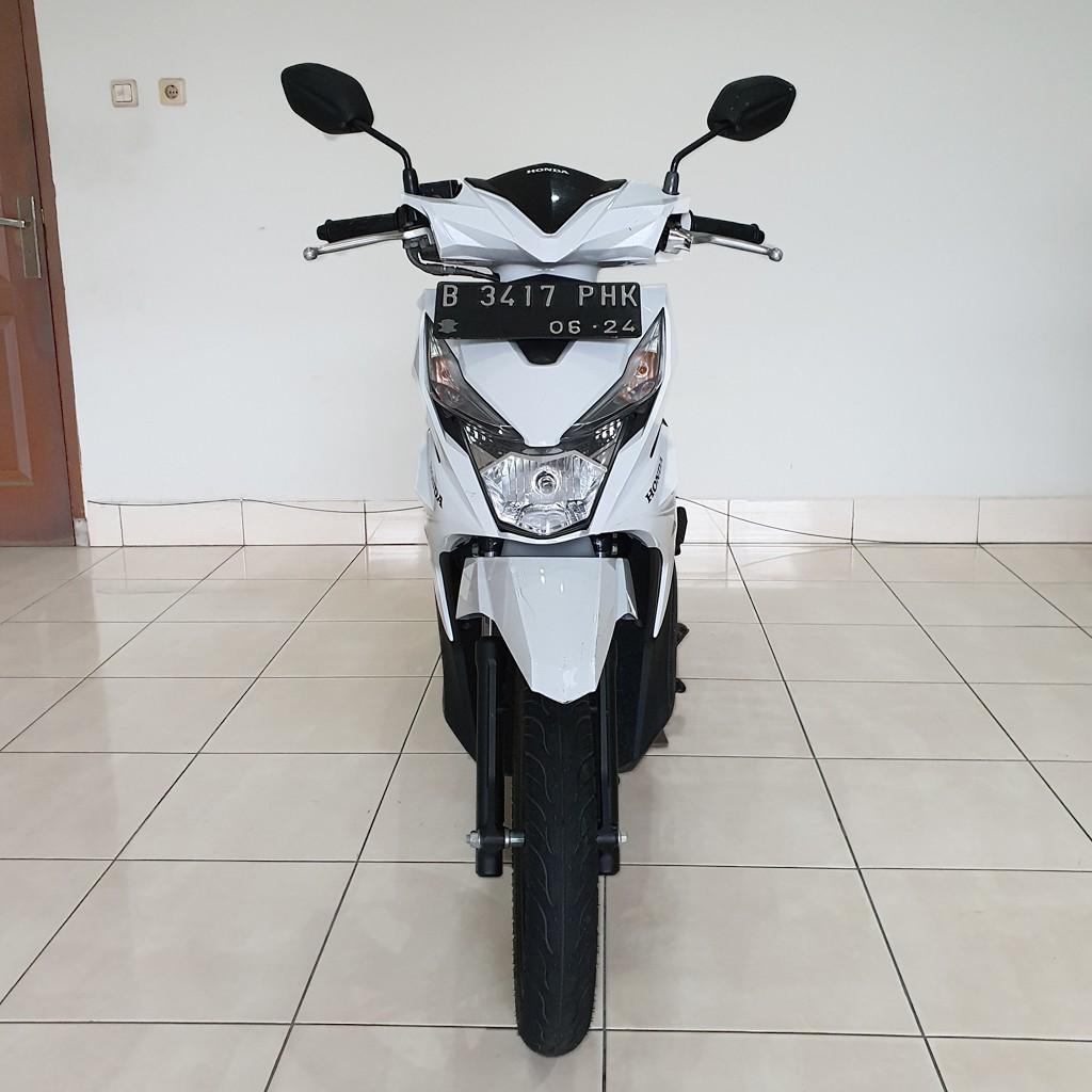 HONDA BEAT CW FI 2019 | Uung Motor : Motor Bekas - Jakarta Barat