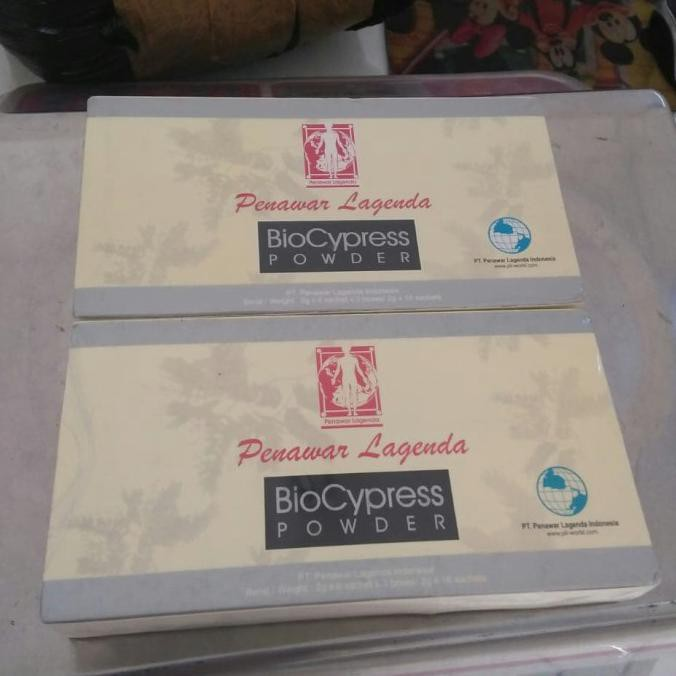 biocypress powder serbuk produk original