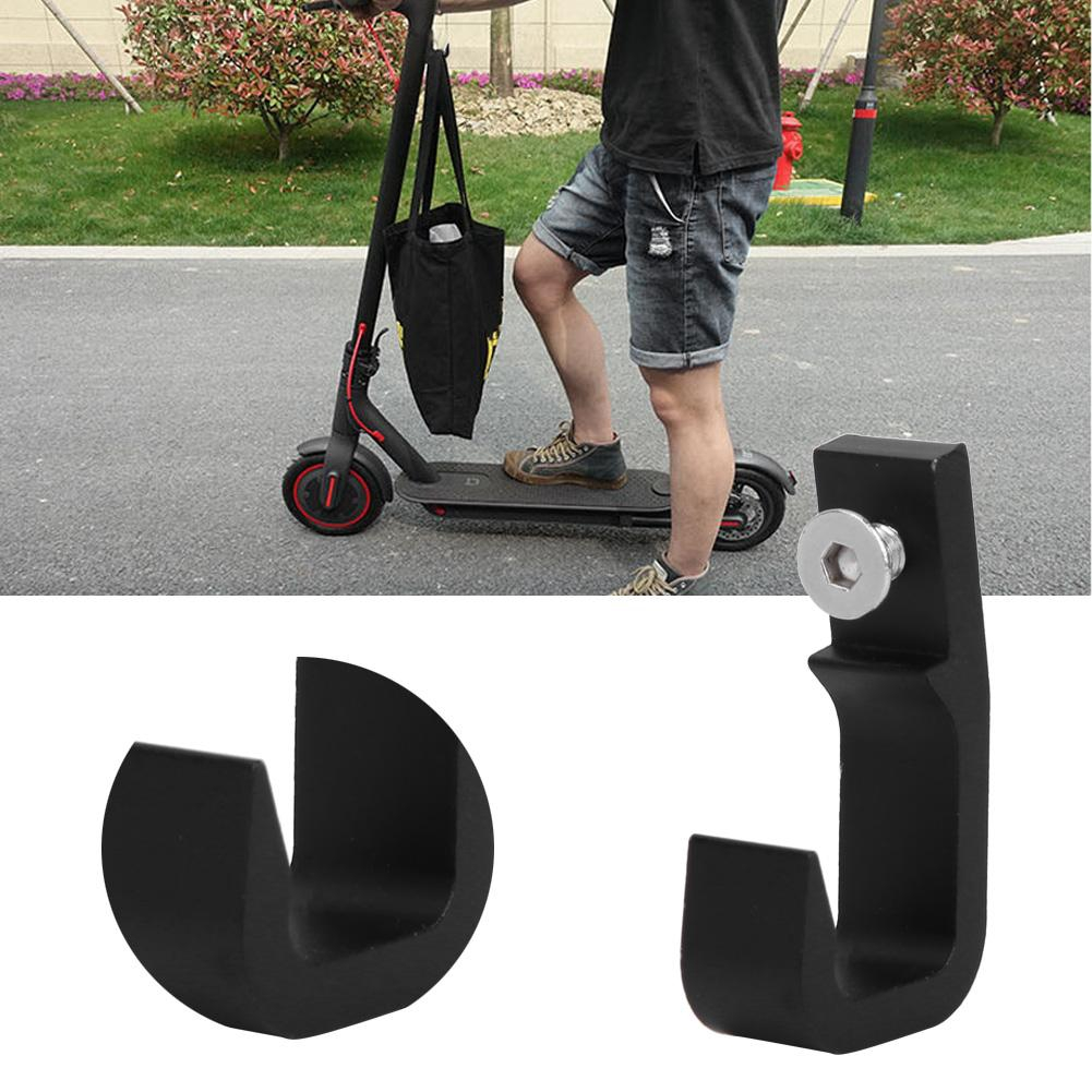 Electric Scooter Hanging Bag Claw Hanger Gadget Metal Hook for Xiaomi Mijia M365