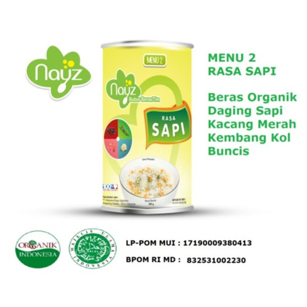 Promina Bubur Bayi Tim Sapi Dan Wortel 6m Shopee Indonesia Milna Cah Daging Kacang Polong