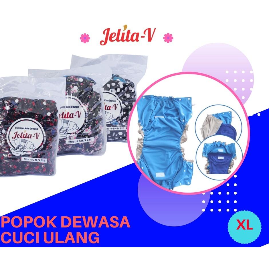 Lifekins Popok Dewasa Adult Diaper Size Xl Shopee Indonesia Drkang Diapers Pants Xl8