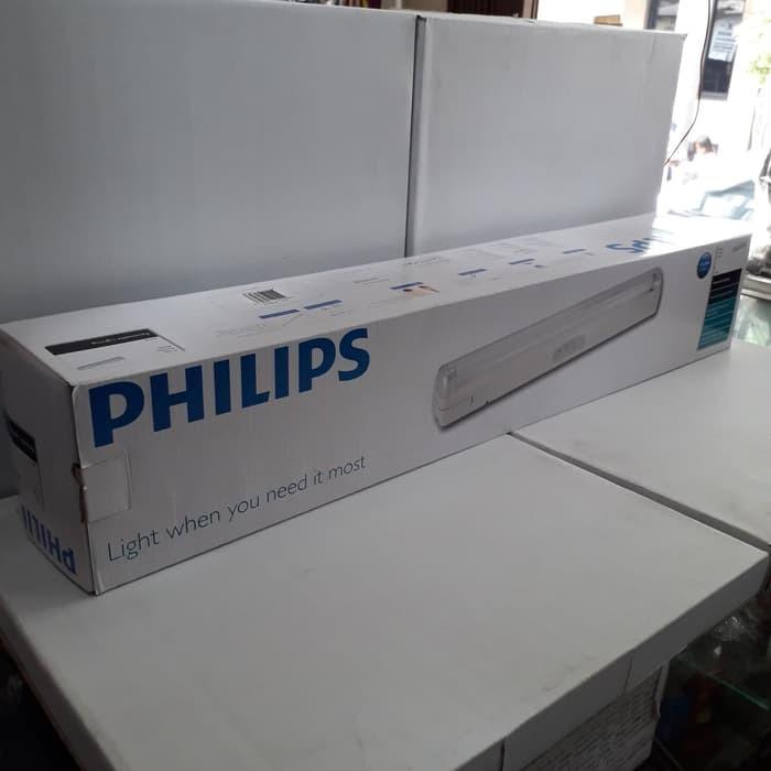 ... lampu emergency philips tws 101 1x18W ...