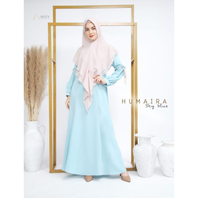 Gamis set/ Humaira dress by Akifa