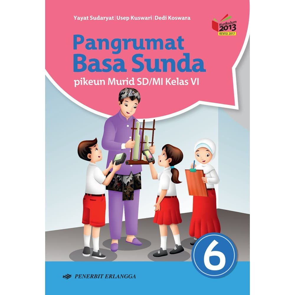 Buku Basa Sunda Kelas 6 Sd Ilmusosial Id