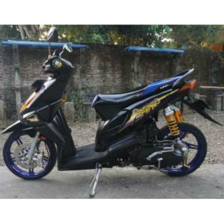 Striping Thailand Honda Icon Sport Untuk Beat Karbu