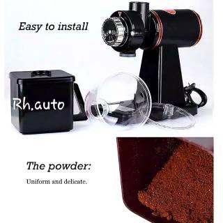 Grinder Kopi/Coffee Grinder N600 Black edition limited ...