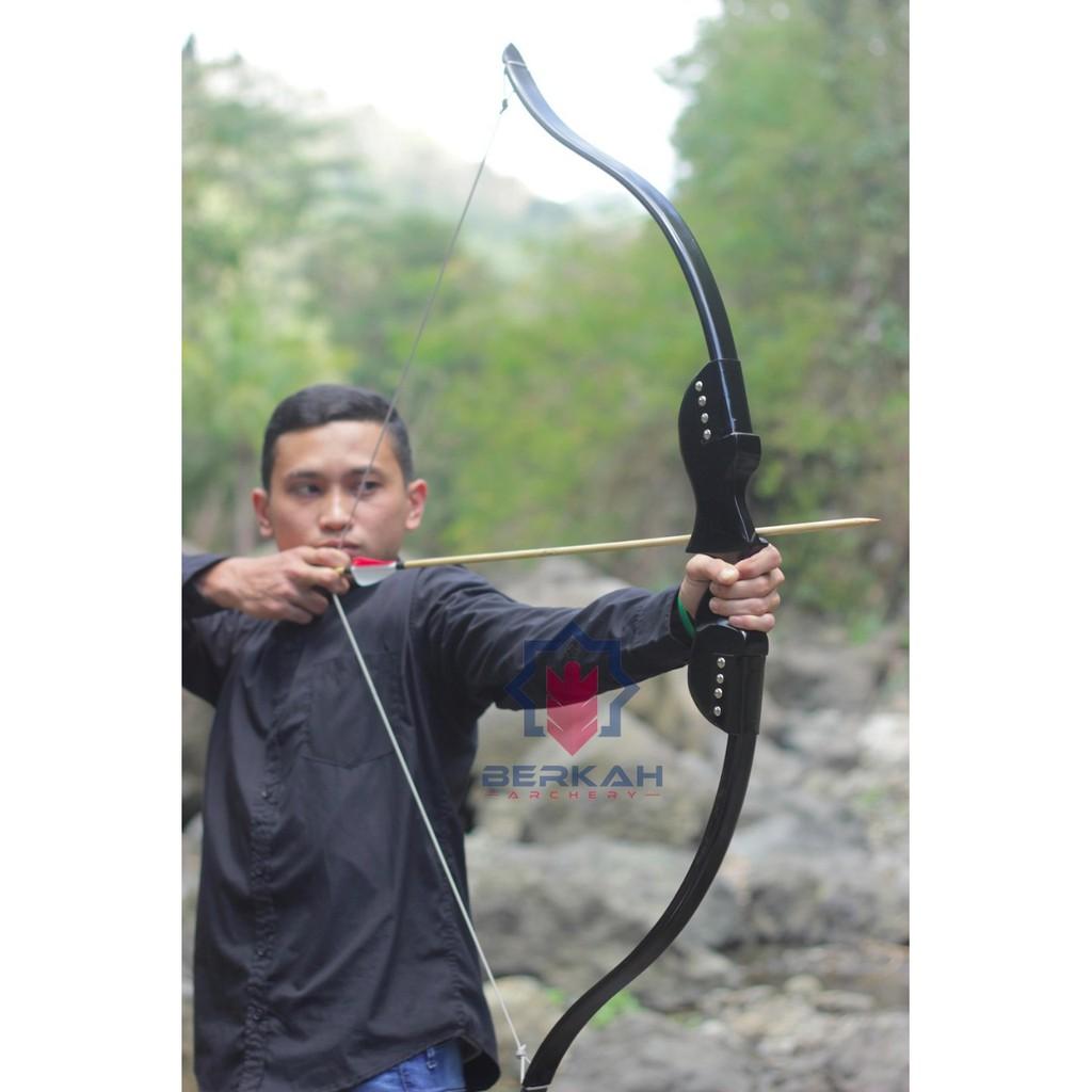 Busur Panah R30 Archerindo Free 5 Arrow Shopee Indonesia R60 Extra