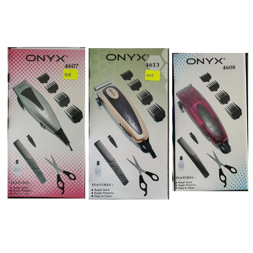 Onyx Alat Cukur Rambut 4613 4607 4608 4609 -Hair Clipper Mirip Jinghao  7a16ac7268