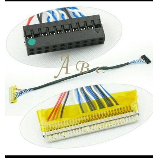 ( BISA COD ) LVDS FIX SINGGLE 8 BIT 30 PIN 1 CHANNEL OBRAL [Kode 1|Kode 2|Kode 3|Kode 4|Kode 5|Kode