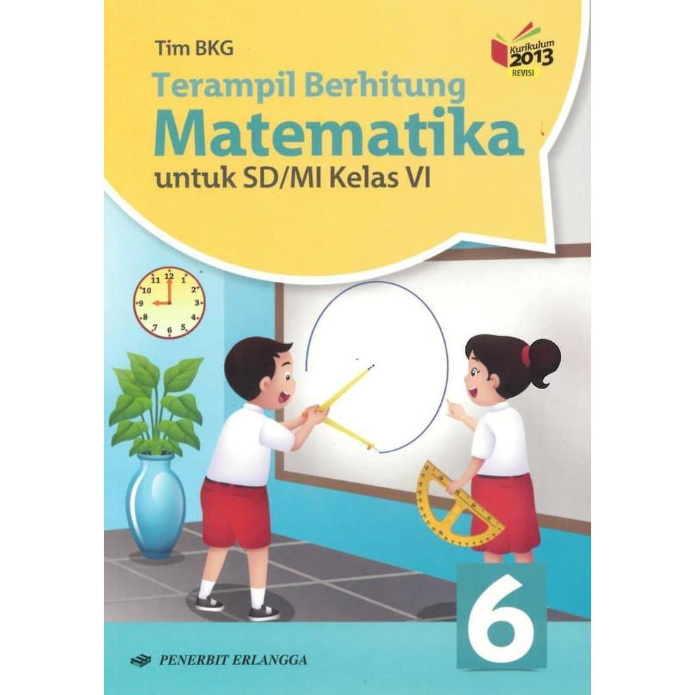 Kunci Jawaban Buku Terampil Berhitung Matematika Kelas 6 Guru Galeri