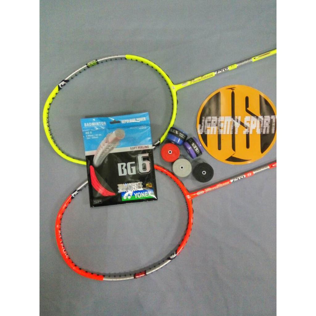 Raket Badminton Yonex Full Carbon Import Grade Ori Baru Dan Murah   Shopee Indonesia
