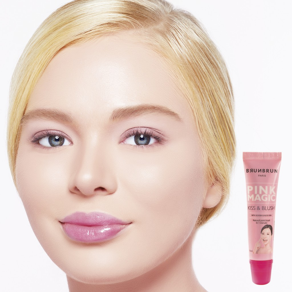 Brunbrun Paris Paint Peel Nail Polish Louie Shopee Indonesia Ultra Rich Lipstick Gingersnap