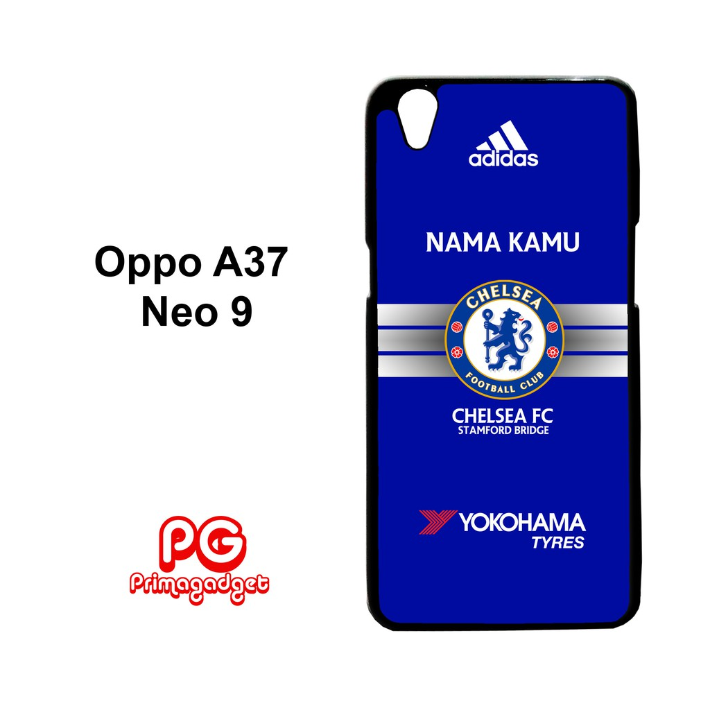 Chelsea FC Stamford Bridge Wallpaper Custom Case Oppo A37 Neo 9