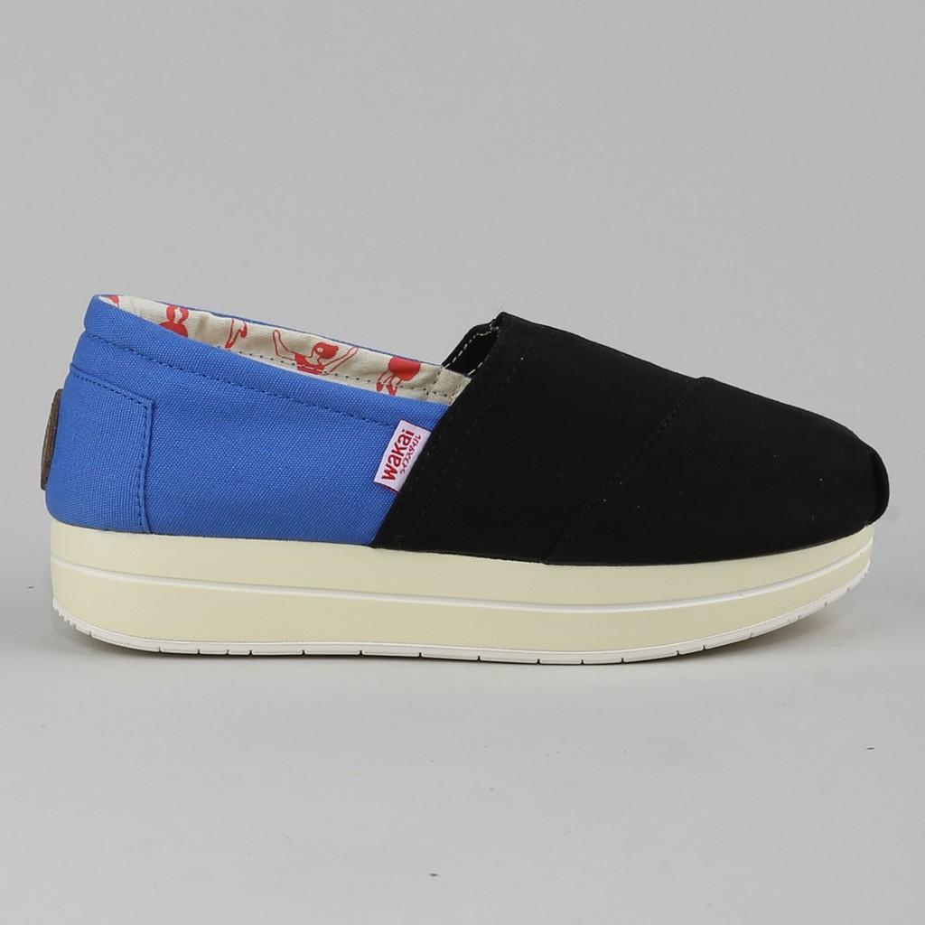 Wakai Hashigoweave Blue Sepatu Slip On Wak0002569c0398 Shopee Homyped Wanita Hpl 1724 Maroon 38 Indonesia