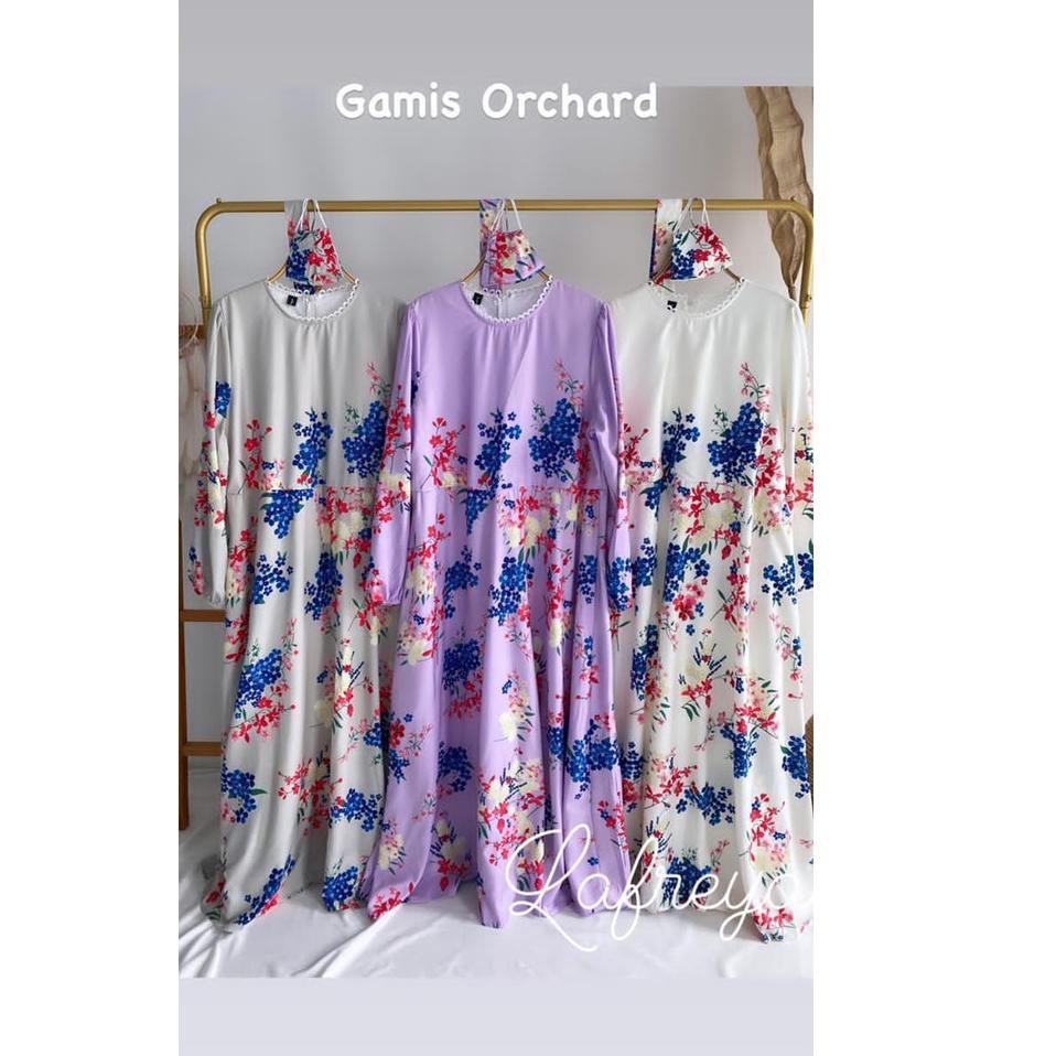 Untuk Anda LFY DRESS FLOWER PREMIUM IMPORT(MSW) °•.¸¸.•°`
