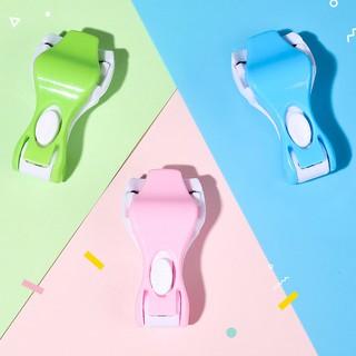 Mini Portable Eyelash Curler Korean Style Eyelash Curlers Random Color thumbnail