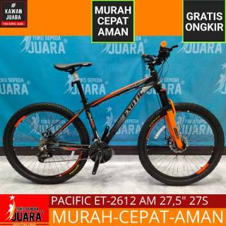Sepeda Gunung Exotic 2613 MTB Full suspension   Shopee