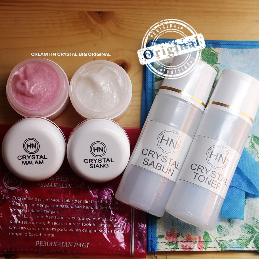 Cream Hn 30gr Besar Pemutih Wajah Apoteker Sabun Kecil 60ml Hetty Nugrahati Original Asli Dokter Krim Jerawat Shopee Indonesia