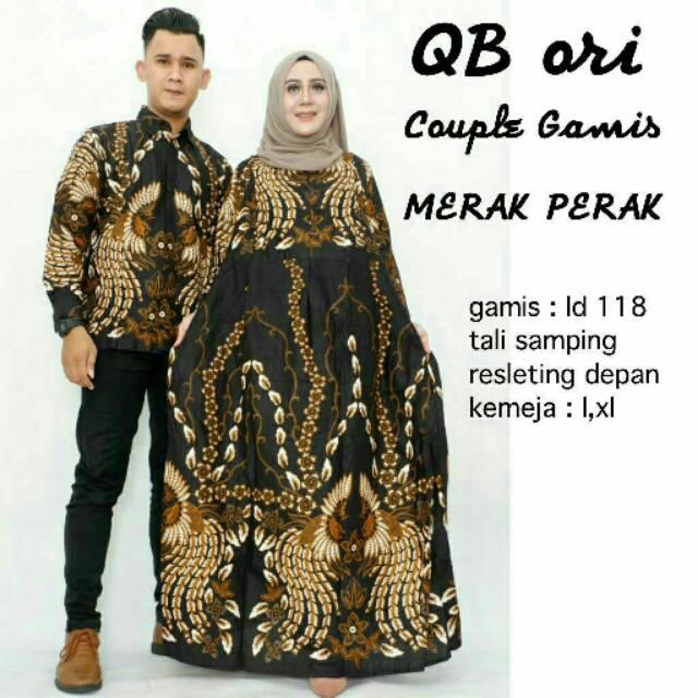 Batik Couple NotoArto IPNU IPPNU Kemeja Pria Sogan Lawasan Manuk Kembar Katun Cap Solo Terbaru