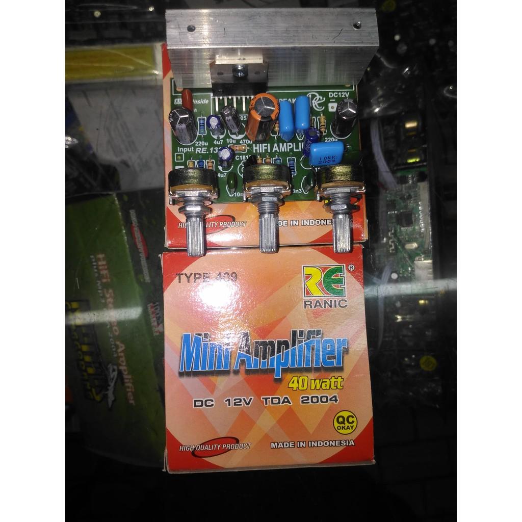 Kit Class D Amplifier Irs2092 500 Mono Shopee Indonesia Indonesias Legendary Diy Power 150w Ocl