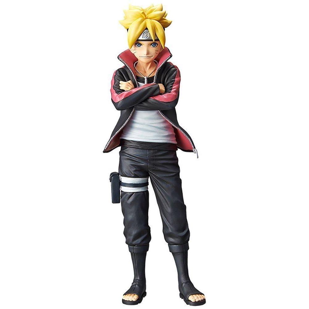 Mainan Action Figure Anime Naruto Boruto Uzumaki Boroto
