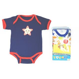 libby premium jumper segitiga 4 in 1 size 3 6bulan BOY GIRL Jumper Bayi murah fashion bayi murah