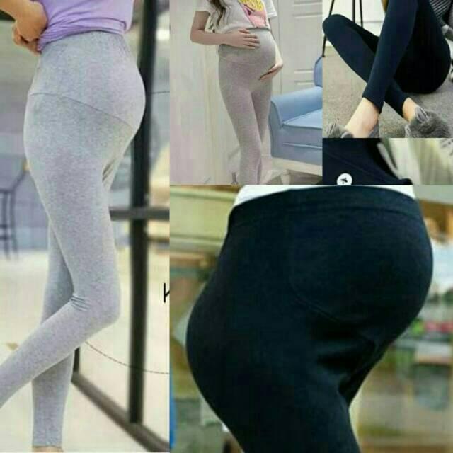 Celana Legging Wanita Hamil Panjang Super Premium Bahan Tebal Fit To Xxl Celana Hamil Panjang Tebal Shopee Indonesia