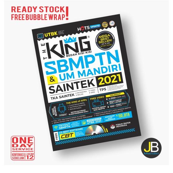 Saintek Sbmptn Saintek The King Bedah Kisi Kisi Sbmptn Dan Um Mandiri Saintek 2021 Asli Shopee Indonesia