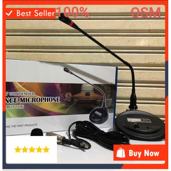 TN49 shure condenser condesor mic meeting meja mikrophone table podium  microphone pro audio sound