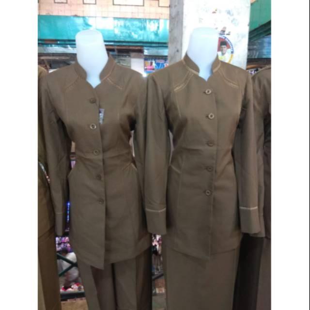 Seragam Pemda Aceh Seragam Pemda Khaki Tua Baju Pemda Realpic