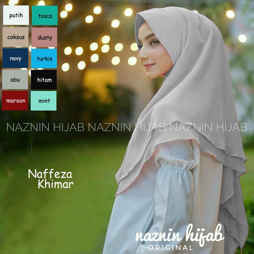 KHIMAR PINGUIN RAZAKY/KERUDUNG/HIJAB SYARI/VANILLA HIJAB/GROSIR SYARI/PASHMINA INSTAN/JILBAB MURAH | Shopee Indonesia