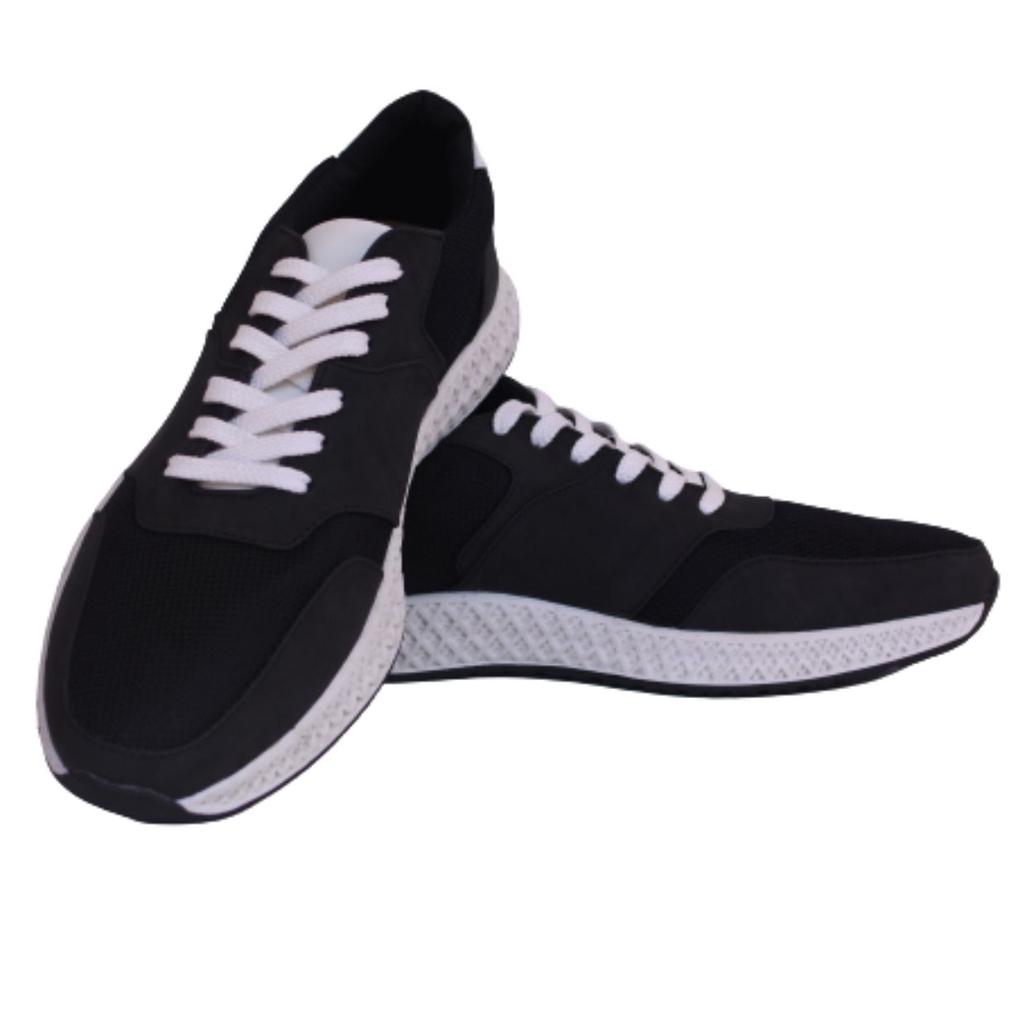 Sepatu Sneakers Veloce Bapin Black